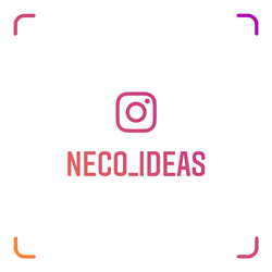 Instagram neco_ideas nametag